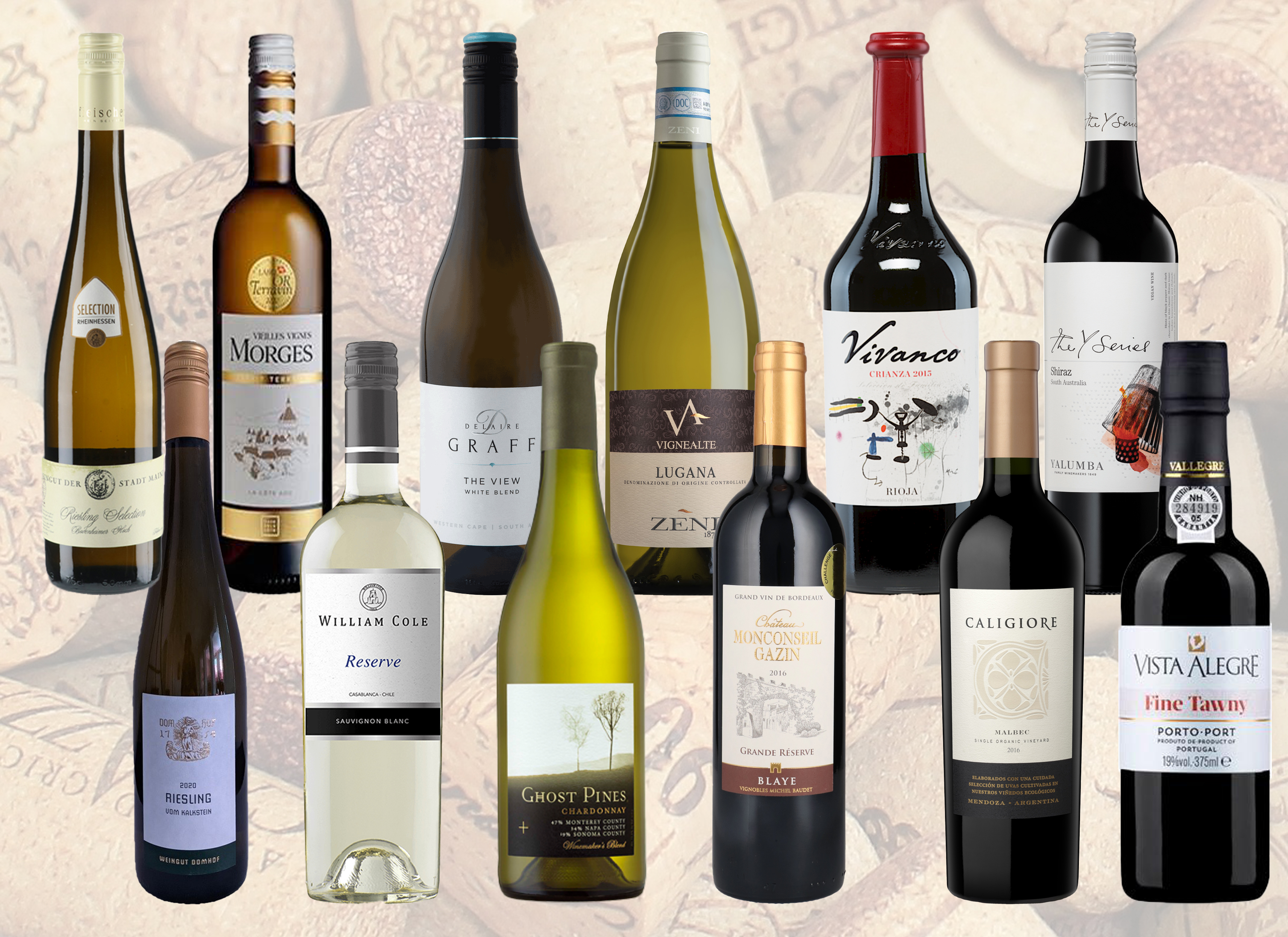 Der Weinschmitt | Great Wine Capitals - Tasting-Paket 2021