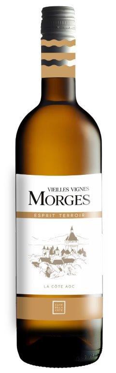 Cave de la Côte   Morges Chasselas Vieilles Vigne