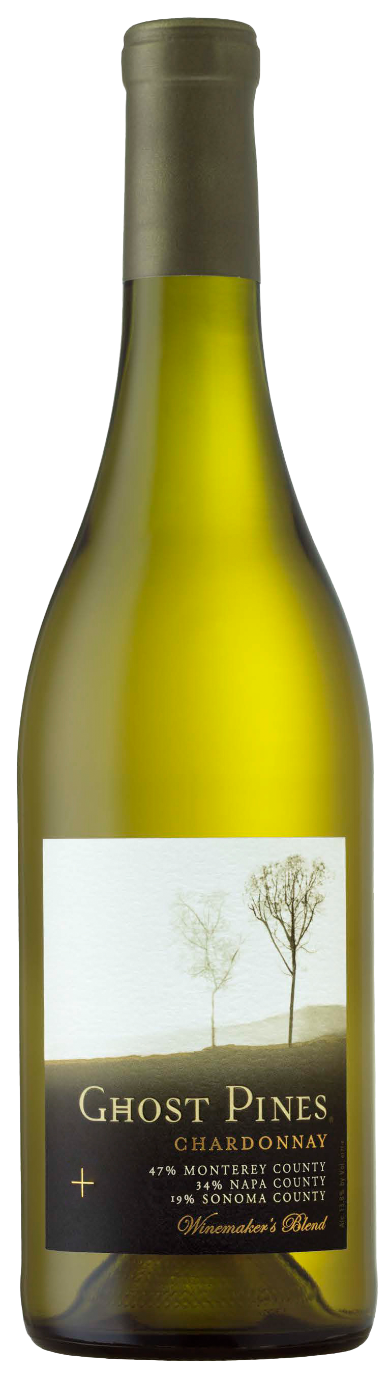 Ghost Pines by L.M. Martini   Chardonnay