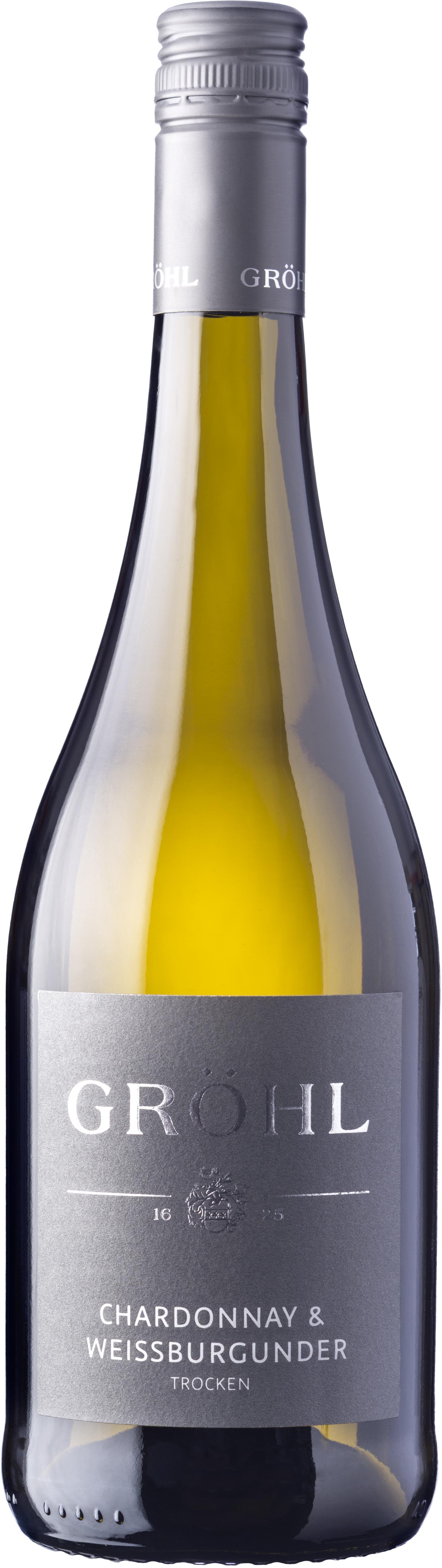 Gröhl   Chardonnay & Weißburgunder trocken