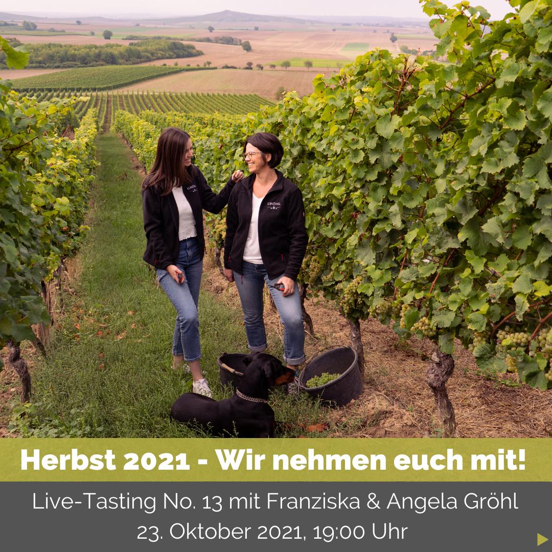 Gröhl   Probierpaket LIVE 13 (Herbstweine)